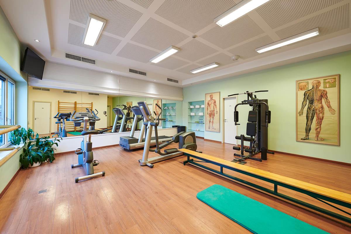 fitness Keizershof