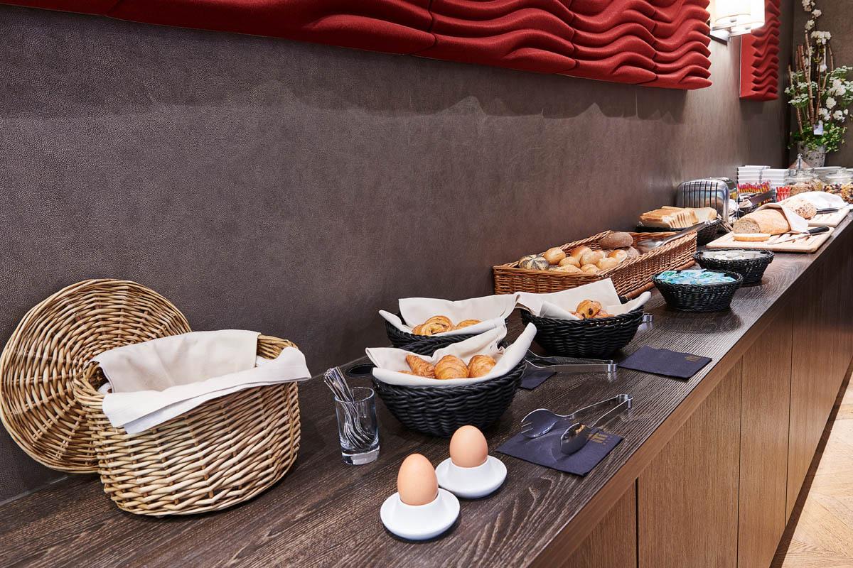 ontbijt Keizershof 8