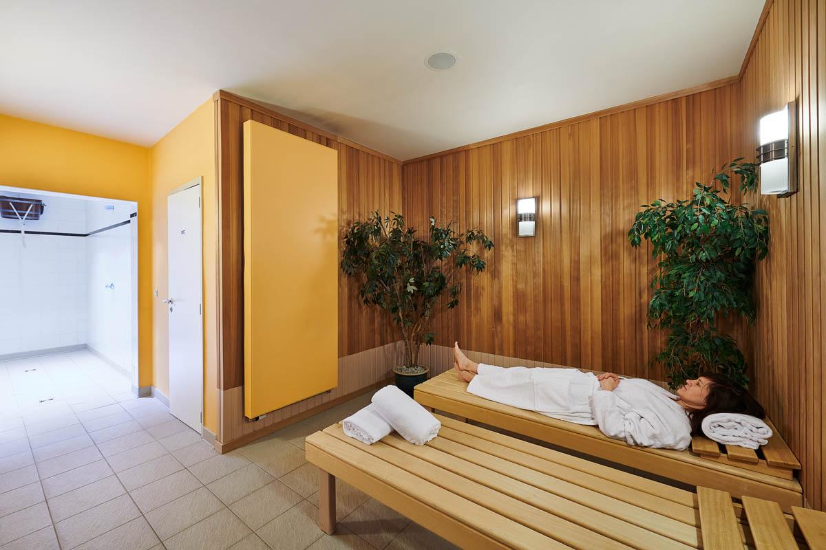 sauna Keizershof 2